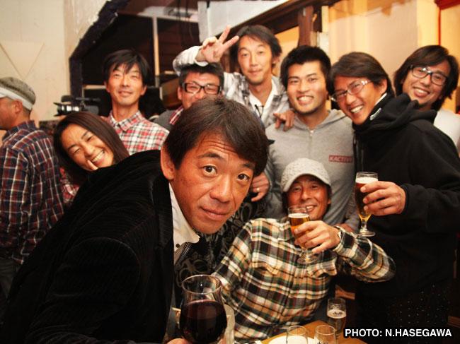 SURFING REPS イベントページに2011年度 東京4区(BLOCK4) 波音祭が掲載されました!