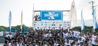 2014年度 第5回 NSA 東京都知事杯 SEVEN CROSS TOKYO SURF MASTERS