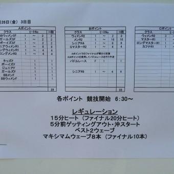 第51回全日本サーフィン選手権大会 DAY3